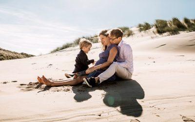 zwangerschapsshoot Fotostudio Zandvoort