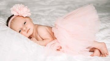 Newborn Bobbie-Lou