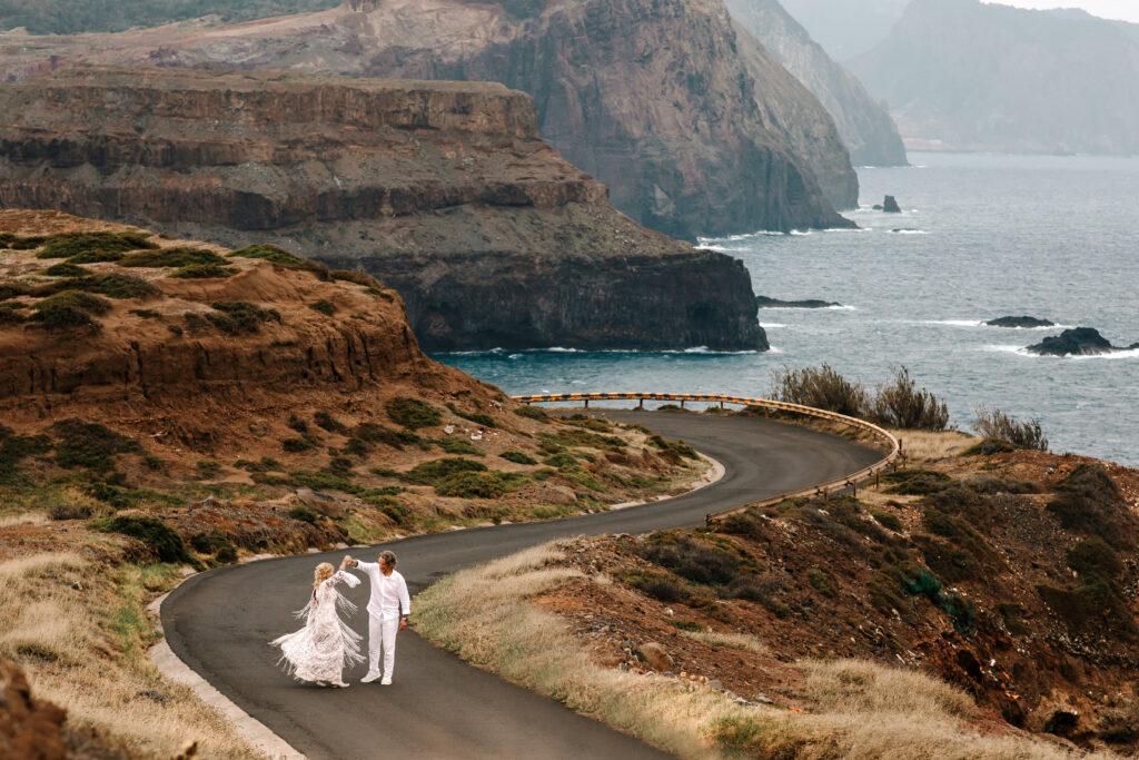 Bruiloft Madeira.