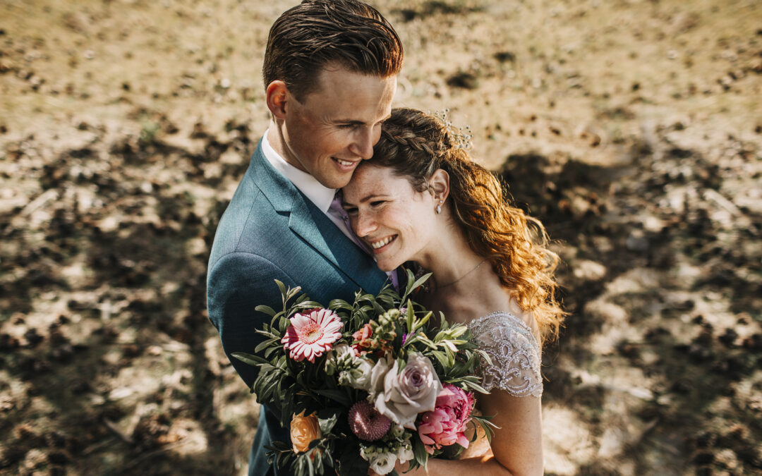 Bruiloft Lisa & Sander